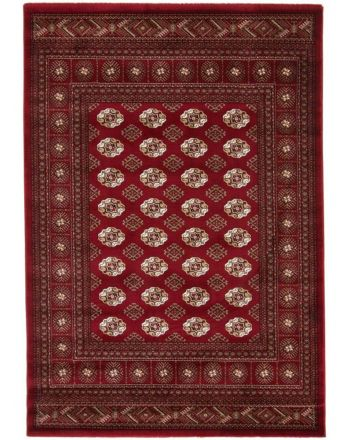 Buchara Rug Red