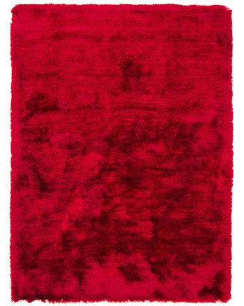 Shaggy Rug Breeze  Red