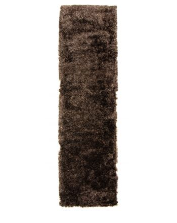 Shaggy Rug Breeze Runner Brown