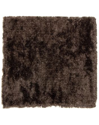 Shaggy Rug Breeze Quadratisch Brown