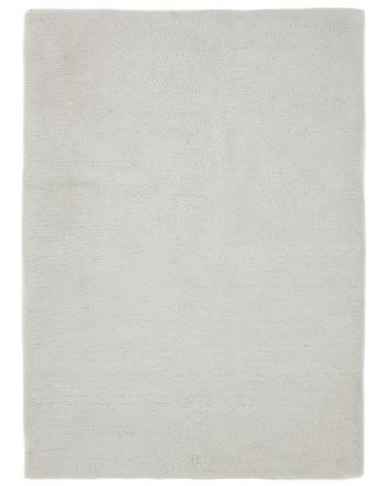 Shaggy Rug Softly White