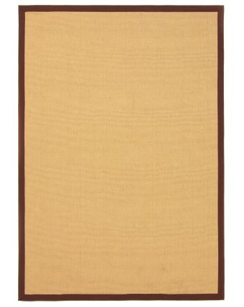 Sisal Rug Brown