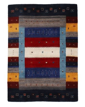 Wool Rug Gabbeh Don Multicolor
