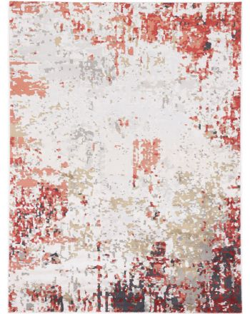 Living Rug Red