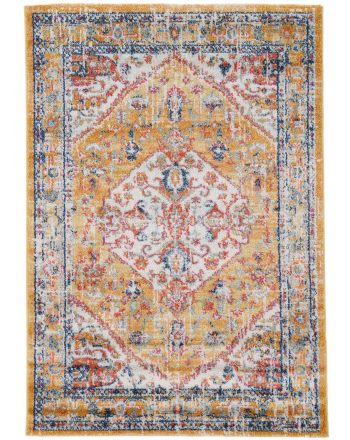 Sadaf Rug Yellow