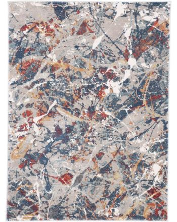 Lazu Rug Multicolored