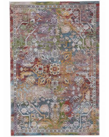 Vintage Rug Amara Multicolored