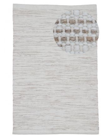 Wool Rug Mona Cream