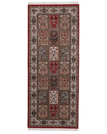 Bakhtiar Rug Runner Red