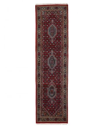 Bidjar Rug Runner Red
