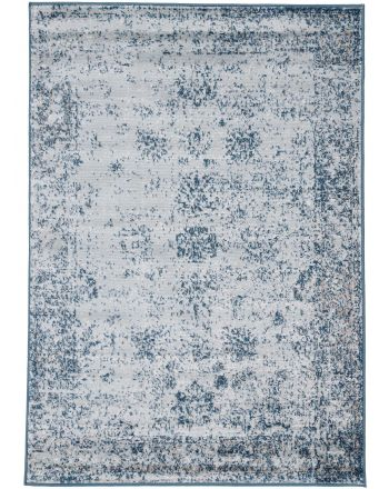 Vintage Soli Rug Light Blue