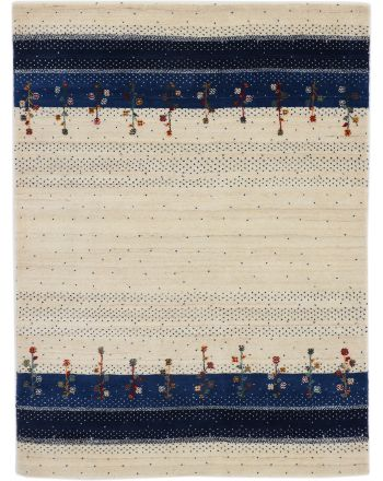 Wool Rug Loom Lori Blue