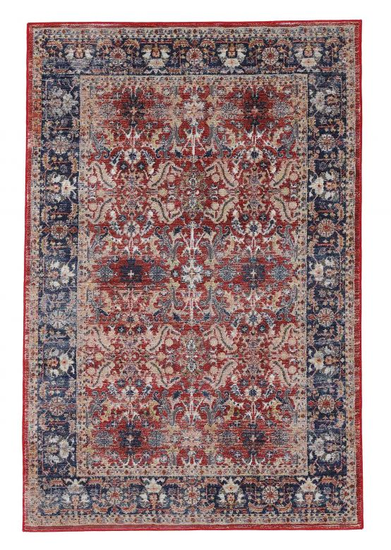 Marin Rug Red
